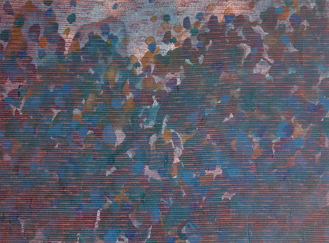 Detail of a scenery III.